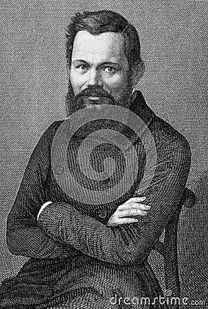 Heinrich Laube Editorial Image