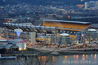 Heinz Field Editorial Photography