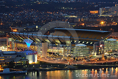 Heinz Field Editorial Stock Image
