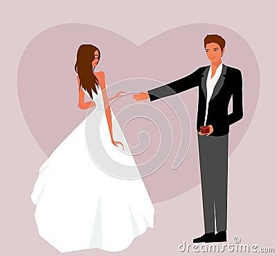 heiraten sie angebot stockfotografie bild 7660682. Black Bedroom Furniture Sets. Home Design Ideas