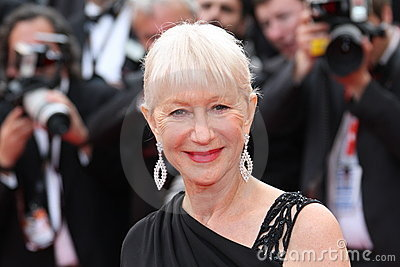 Helen Mirren Editorial Stock Image