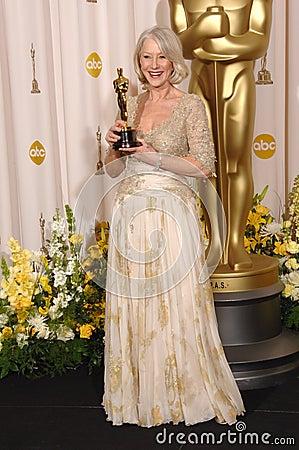 Helen Mirren,Queen Editorial Photo