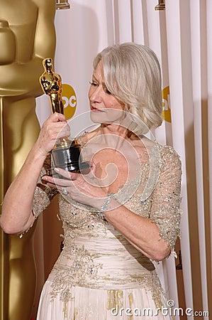 Helen Mirren,Queen Editorial Photography