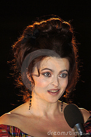 Helena Bonham Carter At The King s Speech Editorial Stock Photo