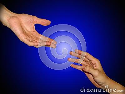 Helfende Hand