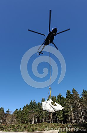 Helicopter Royalty Free Stock Photos - Image: 18177178