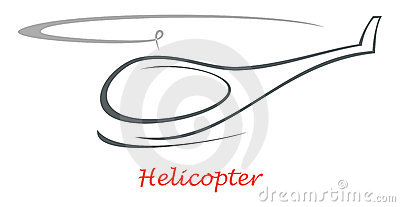 Helicopter -  icon