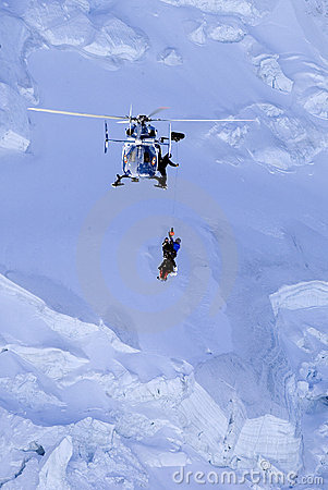 Free Helicopter Rescue Stock Image - 180731