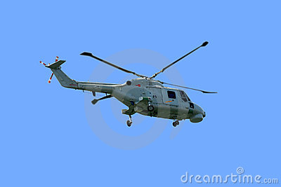 Helicopter - Super Linx MK95