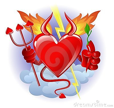 Hell heart