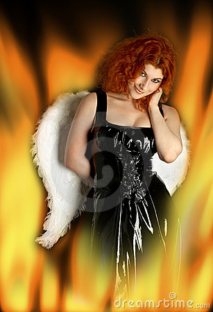 Free Hell S Angel Stock Photography - 2381362
