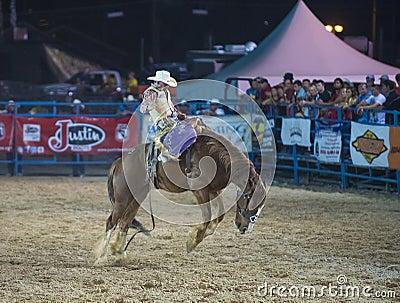 Helldorado days rodeo Editorial Photography