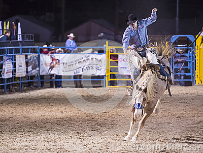 Helldorado days rodeo Editorial Photo