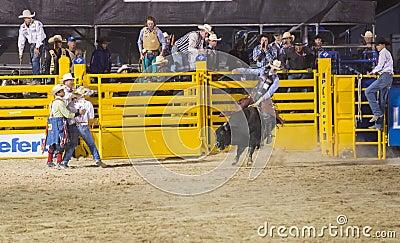 Helldorado days rodeo Editorial Stock Photo