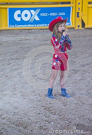 Helldorado days rodeo Editorial Photo