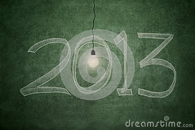 Helle Zukunft bei 2013