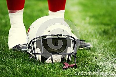 Helmet - American football