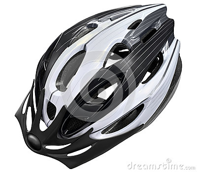 Helmet bike