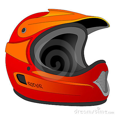 Helmet drawing