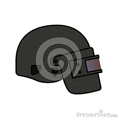 Free Helmet Level 3, From PUBG Royalty Free Stock Photo - 129327655
