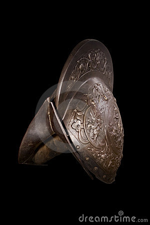 Helmet (Morion) of the 17th century