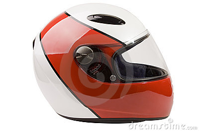Helmet Side View