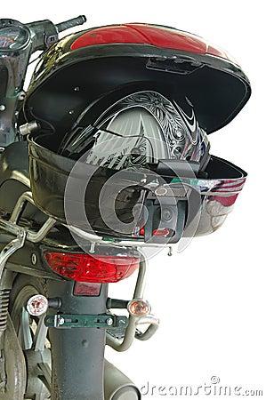 Helmet  trunk
