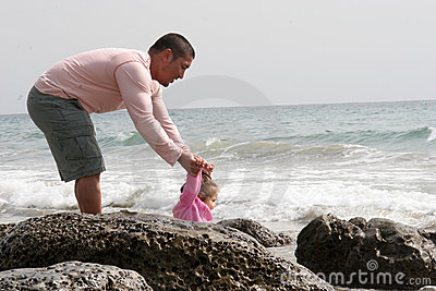 Help from Daddy