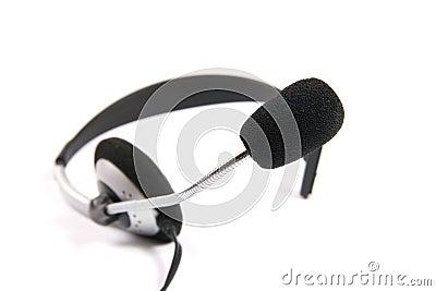 Help desk headset