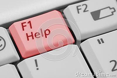 Help F1 key