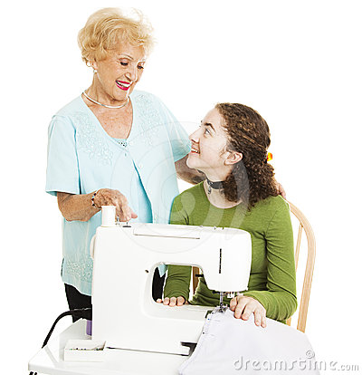 Help From Grandmother