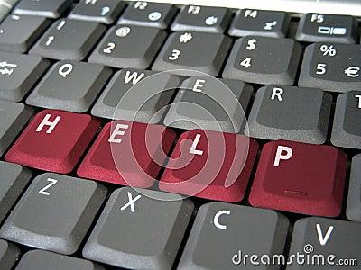 Help on a keyboard