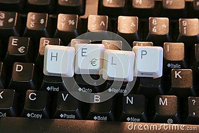 Help Keys