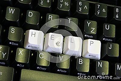 Help Keys Angled