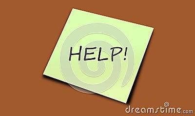 Help post