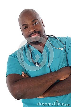 Free Helpful Nurse Stock Image - 3275351