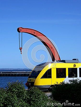 Helsingor train