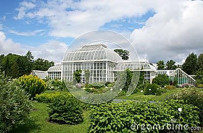 Helsinki botanical garden