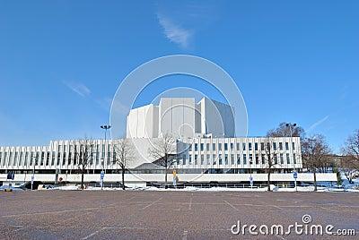 Helsinki. Congress Hall  Finlandia