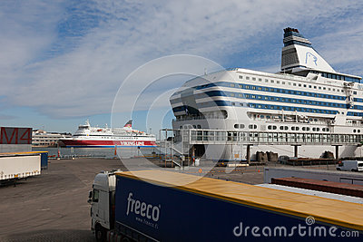 Stockholm To Helsinki Ferry Travel Time