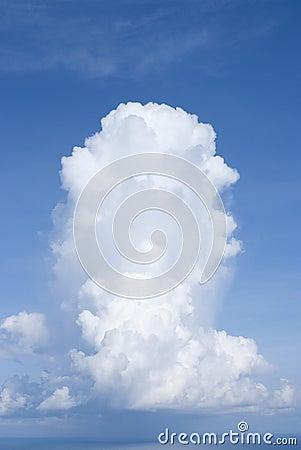 Hemel en wolken