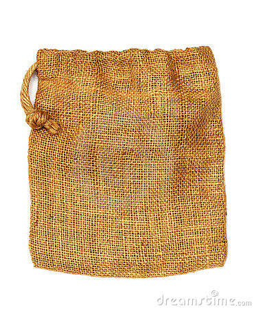 Hemp cloth bag