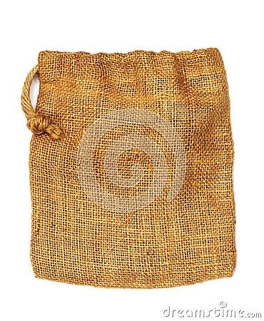 Hemp cloth bag