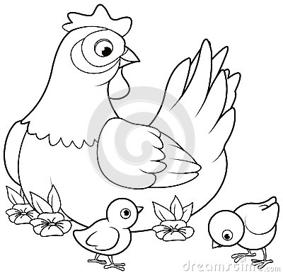Baby Chicks Coloring Pages Baby Chick Just Hatching From Egg