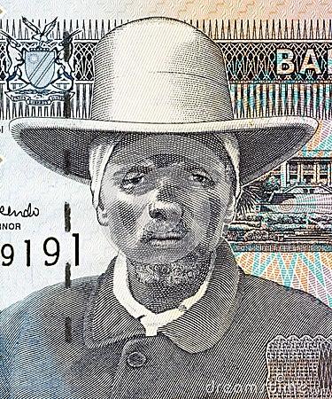 Hendrik Samuel Witbooi Editorial Image