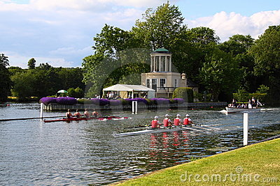 Henley Royal Regatta Editorial Photo