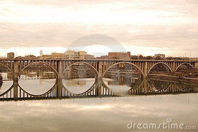 Henley Street Bridge Knoxville