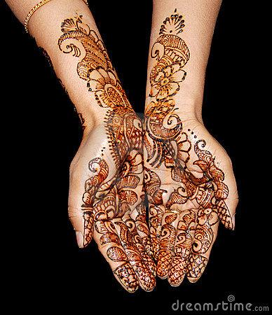 Free Henna Design Royalty Free Stock Images - 2242159