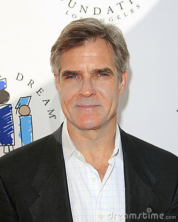 Henry Czerny Editorial Stock Photo