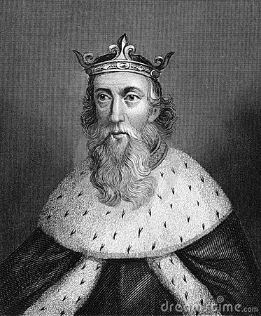 Henry I Editorial Stock Image